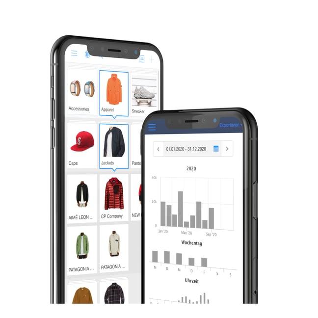 mobiles kassensystem einzelhandel