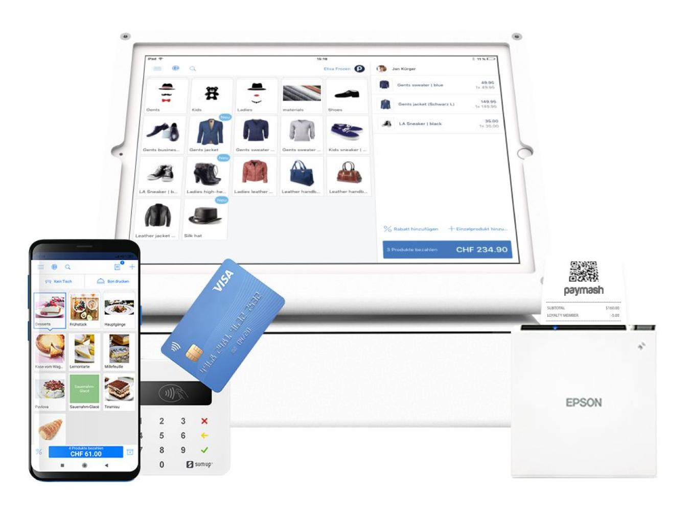 Touchkasse-Touchscreenkasse-Paymash-Hardware