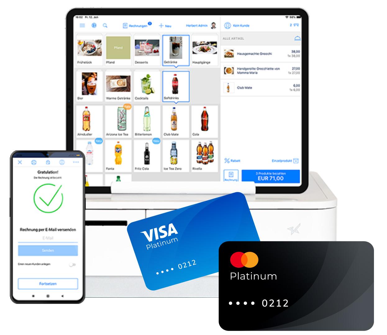 Touchkasse-Touchscreenkasse-Kartenzahlungen-Konform-Finanzamt