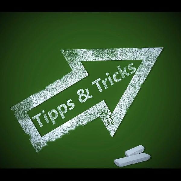 tipps-tricks