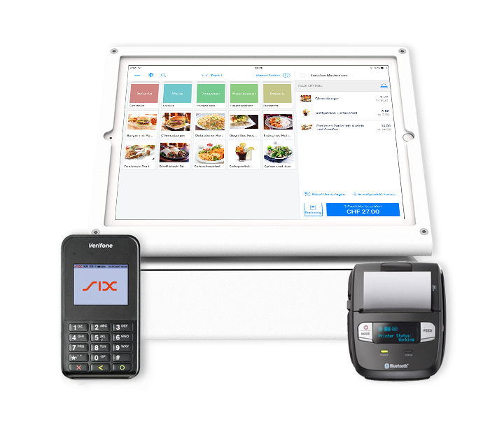 POS for restaurants and catering businesses