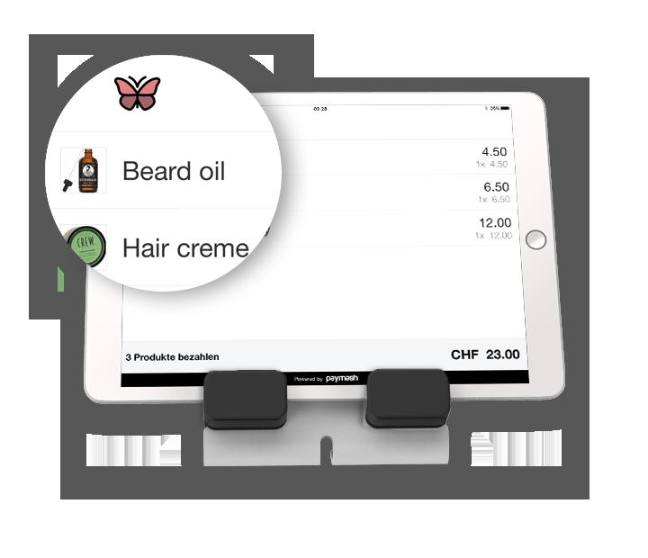 paymash customer display