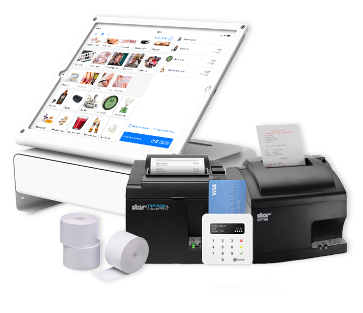 hardware for your pos system