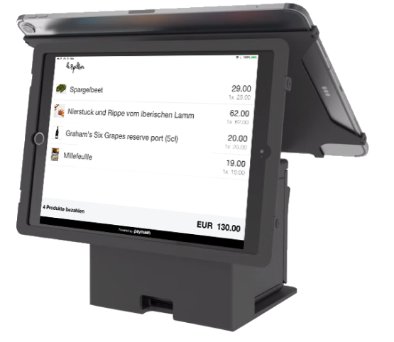 paymash customer display