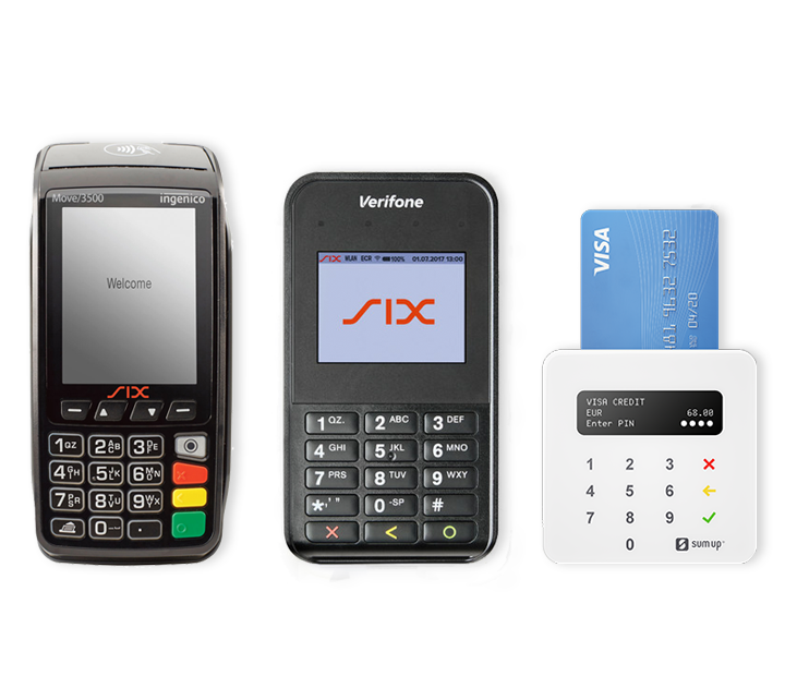 card readers POS terminals for POS system Paymash