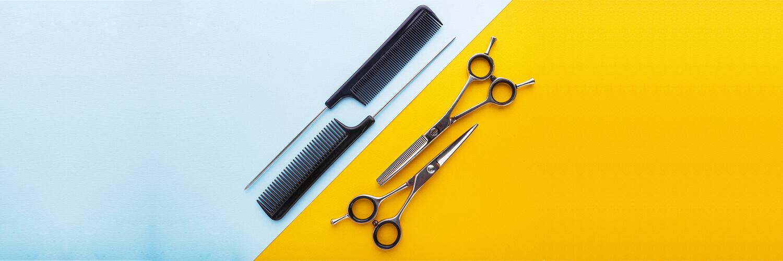 Friseursalon-Einrichten